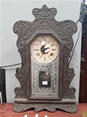 Sale 8637 - Lot 1053 - Ansonia Mantle Clock