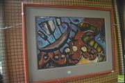 Sale 8309A - Lot 21 - Mike Nicholls (1960 - ) - Untitled 40 x 62cm