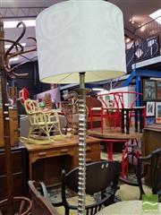 Sale 8545 - Lot 1090 - Metal Standard Lamp