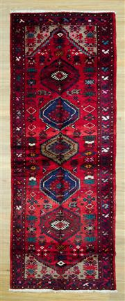 Sale 8589C - Lot 41 - Persian Shiraz Vintage, 290x105