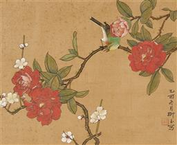 Sale 9193A - Lot 5090 - CHINESE SCHOOL (3 works)