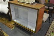 Sale 8361 - Lot 1027 - Retro Display Cabinet
