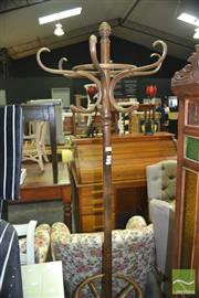 Sale 8390 - Lot 1487 - Bentwood Coat Stand
