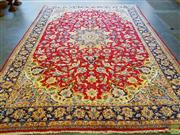 Sale 8570 - Lot 1026 - Persian Kashan (365 x 265cm)