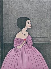 Sale 8752A - Lot 5008 - John Brack (1920 - 1999) - La Traviata 66 x 49.5cm