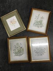 Sale 8949 - Lot 2086 - Collection of Botanical Framed Prints