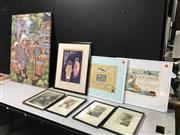 Sale 8953 - Lot 2078 - Collection of Artworks & Photographs