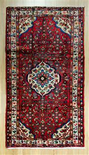 Sale 8589C - Lot 44 - Persian Husseinabad, 215x120