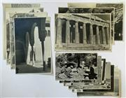 Sale 8752A - Lot 5009 - A Collection of (13) Photographs by Godfrey Miller - 38.5 x 28.5cm (6); 33.5 x 51.5cm (7)