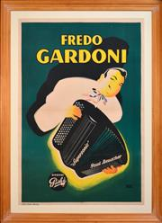 Sale 8330A - Lot 47 - Rob (XX) - Fredo Gardoni: