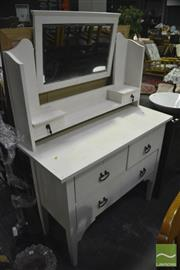 Sale 8368 - Lot 1075 - Mirrored Back Dresser