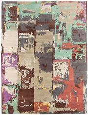 Sale 8626A - Lot 124 - A Cadrys Jan Kath 'Boro' Tibetan Highland Wool & Chinese Silk Carpet, Size; 400x300cm, RRP; $20,000