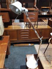 Sale 8705 - Lot 1031 - Artemedes Adjustable Desk Lamp