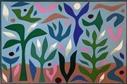 Sale 8756A - Lot 5009 - John Coburn (1925 - 2006) - Spring, 1988 74.5 x 55cm