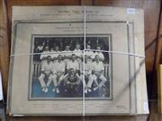 Sale 8437 - Lot 2096 - Group of (6) New South Wales, Sydney (1921 - 1926) Cricket Team photographs