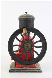 Sale 8818 - Lot 10 - Vintage Iron Coffee Grinder