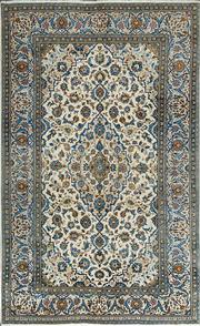 Sale 8345C - Lot 17 - Persian Kashan 310cm x 194cm