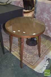 Sale 8390 - Lot 1123 - Pair of Timber Side Tables
