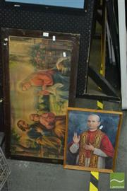 Sale 8522 - Lot 2046 - Collection of Religious Prints
