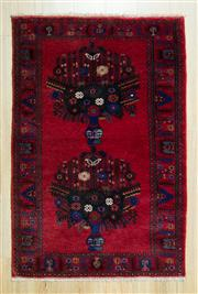 Sale 8589C - Lot 47 - Persian Turkman, 148x85