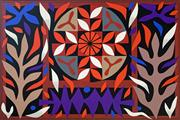 Sale 8756A - Lot 5010 - John Coburn (1925 - 2006) - Death and Transfiguration, 1988 74.5 x 55cm