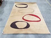Sale 8988 - Lot 1050 - Modern Woollen  Carpet (200 x 300cm)