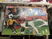 Sale 8789 - Lot 2175 - Boxed World Cup Soccer Game