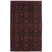 Sale 8820C - Lot 52 - An India Mandalay Design in Handspun Wool 244x152cm