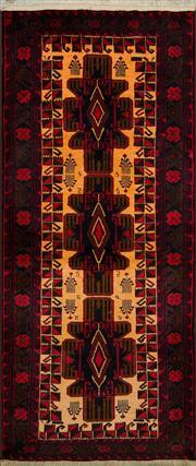 Sale 8406C - Lot 35 - Persain Baluchi 200cm x 80cm