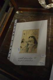 Sale 8330A - Lot 26 - Utagawa Hiroshige (1797 - 1858) - Untitled 15 x 10cm