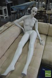 Sale 8390 - Lot 1412 - Female Mannequin