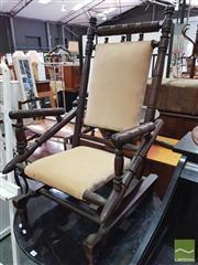 Sale 8424 - Lot 1081 - Dexter Rocker