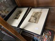 Sale 8941 - Lot 2097 - Group of 4 Framed Prints