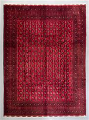 Sale 8480C - Lot 89 - Afghan Turkman 250cm x 350cm