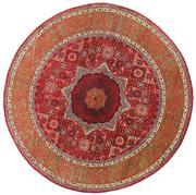 Sale 8626A - Lot 130 - A Cadrys Mamluk Revival Handspun Wool Carpet, Size; 246x246cm, RRP; $6100