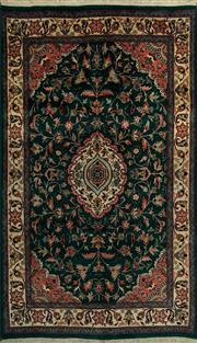 Sale 8370C - Lot 85 - Pak Persian Kerman 230cm x 160cm