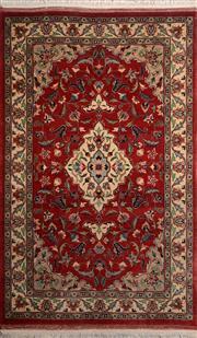 Sale 8390C - Lot 38 - Persian Kashan 125cm x 80cm