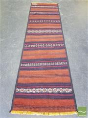 Sale 8465 - Lot 1028 - Persian Kilim Runner (275 x 75cm)