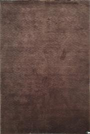 Sale 8876 - Lot 1063 - Cadrys Indian Natural Stripes Rug in Wool & Bamboo Silk, (290 x 180cm)