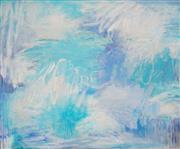 Sale 8992 - Lot 563 - Cyndi Rogoff (1976 - ) - Chemistry 101.5 x 122 cm (total: 101.5 x 122 x 4 cm)