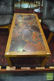 Sale 8390 - Lot 1609 - Timber Retro Coffee Table