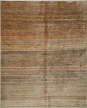 Sale 8418C - Lot 17 - Afghan Chobi Stripi 183cm x 150cm