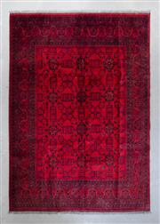 Sale 8480C - Lot 90 - Afghan Khal Mohamadi 300cm x 200cm
