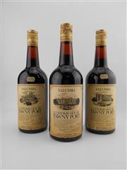 Sale 8514W - Lot 88 - 3x Yalumba Customs House Tawny Port, Barossa Valley