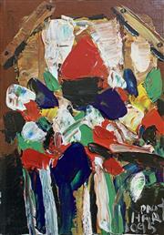 Sale 8752A - Lot 5016 - Kevin Charles (Pro) Hart (1928 - 2006) - Still Life, 1995 30.5 x 22cm