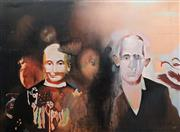 Sale 8819 - Lot 2099 - Anton Pulvirenti - Family Portrait (Ancestors) 150.5 x 204cm