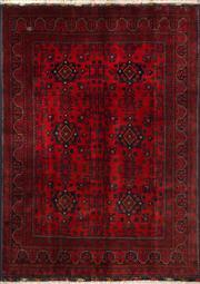 Sale 8370C - Lot 87 - Afghan Khal Mohamadi 230cm x 175cm