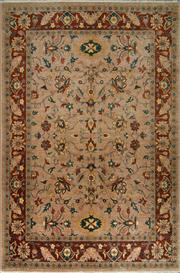 Sale 8406C - Lot 37 - Afghan Chobi 188cm x 129cm