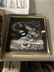 Sale 8819 - Lot 2291 - Thai Print