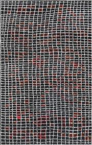 Sale 8992 - Lot 542 - Dorothy Napangardi (c1956 - 2013) - Mina Mina 98 x 62 cm